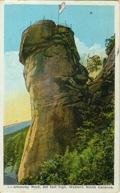 North Carolina | Vintage Postcard