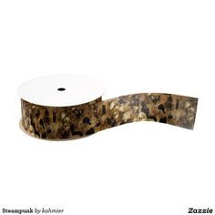 Steampunk Grosgrain