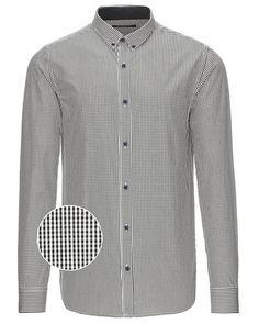 Mega lækre Selected langærmet skjorte Selected Skjorter til Herrer i dejlige materialer