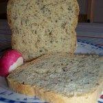 Medvehagymás kenyér Banana Bread, Desserts, Food, Tailgate Desserts, Deserts, Eten, Postres, Dessert, Meals