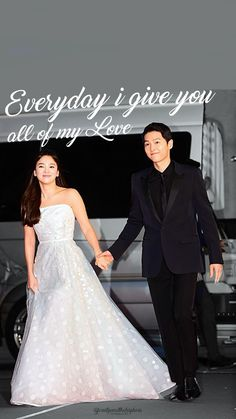 How sweet it is to be loved by SJK.. Credit as labeled.
