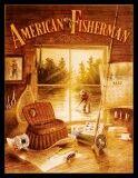 American Fisherman TIN SIGN fishing cabin home decor wall art metal poster 960 Pin Up, Vintage Tin Signs, Retro Vintage, Fishing Signs, Fishing Books, Bait And Tackle, Gone Fishing, Fishing Tackle, Lodge Decor