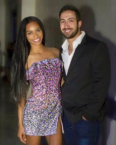 Ika Wong and Demetres Beautiful interracial couple #Love #WMBW #BWWM