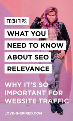 Love Inspired – High-end Graphic + Web Design – 2018 SEO Relevance + Why it's important for your website traffic Inbound Marketing, Business Marketing, Business Tips, Online Marketing, Online Business, Media Marketing, Business Video, Successful Business, Marketing Ideas