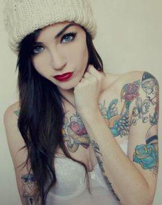 natalya rudakova tattoo