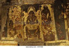 ajanta ellora caves paintings - Google Search