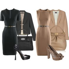 """Gucci Business Gals."" by foreverforbiddenromancefashion on Polyvore"
