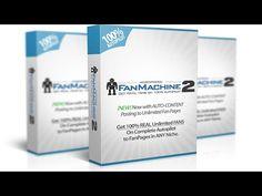 WP Fan Machine 2.0 Review - WP Fan Machine 2.0 Bonus + Demo - YouTube
