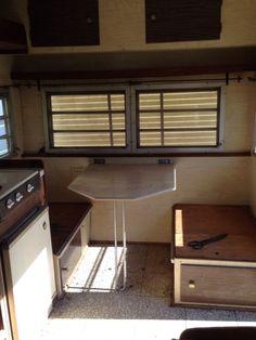Pathfinder vintage Travel Trailer camper Tiny House Retro Mobile Store