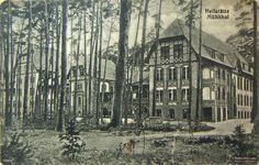 Kujawsko-Pomorskie Centrum Pulmonologii w Bydgoszczy (Oddział Smukała), Bydgoszcz - 1916 rok, stare zdjęcia