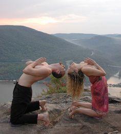 Partner yoga - Matkin Yoga