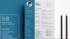Free Professional Resume Template, Modern Resume Template, Resume Template Free, Creative Resume Templates, Professional Cv, Design Templates, Free Resume, Website Template, Simple Cv