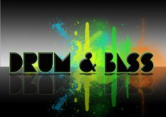 Drum-n-Bass drum bass dnb electronic Drum-and-Bass w wallpaper Any Music, Good Music, Amazing Music, Drum N Bass, Royalty Free Music, Best Dance, Dubstep, Sports Logo, Trance