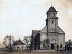 Kostel sv. Václava - Kladno Rozdělov