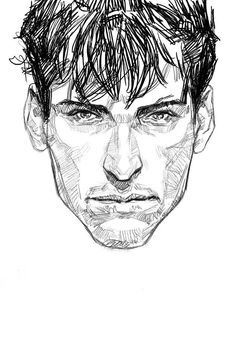 Dylan Dog by Ben Oliver *: Ben Oliver, Dylan Dog, Black And White Comics, Character Design Tutorial, Cross Hatching, Lowbrow Art, Sketch Inspiration, Ink Pen Drawings, Comic Book Characters