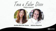 Toca a Falar Disso (Edição Especial) com Analita Alves dos Santos - 20 a... Youtube, Polaroid Film, You Are Special, Saints, Log Projects, Authors, Youtubers, Youtube Movies
