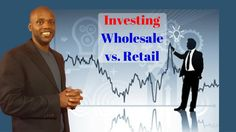 How to Invest Wholesale vs Retail - It all begins with Income Shifting a...