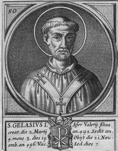 Pope St. Gelasius I