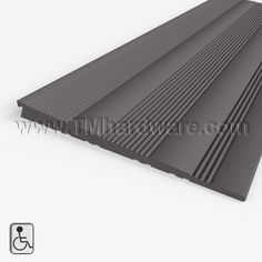".5"" Height Wheelchair Ramp, 6"" Wide Rubber"