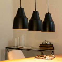 Suspension design Calicia Luminaires pour un restaurant