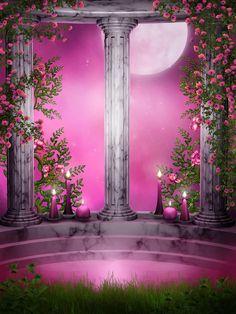 "Photo from album ""Pink_Garden"" on Yandex. Photography Studio Background, Studio Background Images, Photo Background Images, Photography Backdrops, Photo Backgrounds, Wedding Photo Background, Pink Roses Background, Best Photo Background, Photoshop Logo"