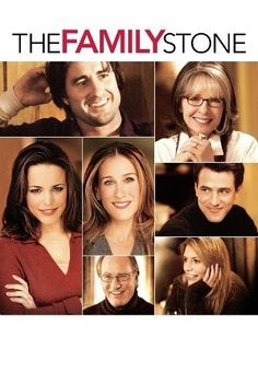 The Family Stone (Widescreen Edition) DVD ~ Dermot Mulroney, Diane Keaton, Rachel McAdams, Claire Danes, more and Romantic Christmas Movies, Great Christmas Movies, Great Movies, Holiday Movies, Christmas Time, Xmas Movies, Chrismas Movies, Christmas Classics, Holiday Time