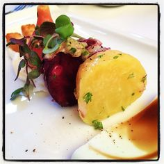 Spring root vegetables rise to the top with panache this season on menus across OC. | Tasteful Palate