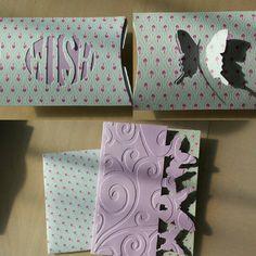 Geburtstagskarte mit passender Gutschein Verpackung