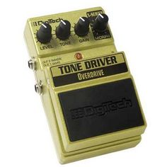 For Tone Driver Digitech X-Series Switch Hot Rod /& Metalmaster Set Of 2