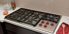 "36"" Professional Gas Cooktop 