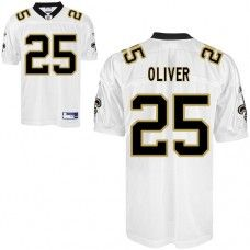 87fe210a3b5 Saints #25 Paul Oliver Black Stitched NFL Jersey New Orleans Saints Jersey,  White Jersey