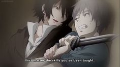 Korosensei/Reaper is so handsome when he is Human! *nosebleed* #AssassinationClassroom