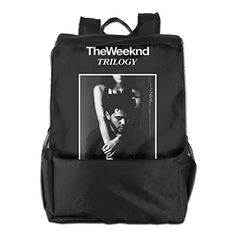The Weeknds Punk Adults Black Cute Waterproof Laptop Adjustable Strap Shoulder Bag * Check this awesome product by going to the link at the image.
