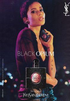 Black Opium d'Yves Saint Laurent