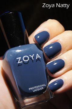 Zoya Natty - www.colormejules.com