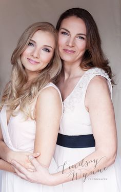 mother daughter portraits, beauty portraits, mothers day portraits charlotte nc