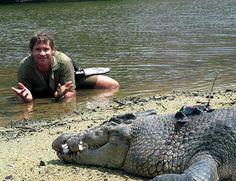 The Crocodile Hunter Steve Irwin   Remembering Steve Irwin: Crocodile Hunter