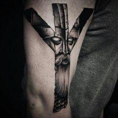 Tyr Viking God Tattoo - ExtraVital Fasion