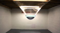 Barrisol® Stretch Ceiling Translucent form created using water and heat. www.barrisolwelch.com filmed the time lapse to show the ultimate flexibility of Barr...