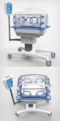 Incubadora Infant Care de Alison Argentina, distinguida con el Sello de Buen Diseño