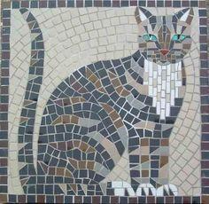Mosaic Tiles, Tools, Kits, Frames, Adhesives & other Mosaic Materials Mosaic Stepping Stones, Stone Mosaic, Mosaic Glass, Free Mosaic Patterns, Stained Glass Patterns, Art Patterns, Mosaic Art Projects, Mosaic Crafts, Mosaic Kits