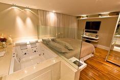 Construindo Minha Casa Clean: Banheiras Modernas!!! Ótimas Inspirações!