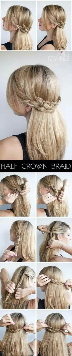 تسريحات شعر سهلة وراقية مع صبغات شعر جميلة