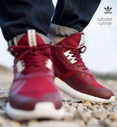 adidas Tubular Runner: Red