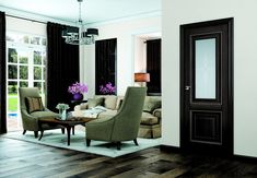Shop Modern front doors and various types of custom and contemporary doors online. Pride on offering a wide range of styles and sizes work with any architectural design. Exterior Doors, Interior And Exterior, Doors Online, Modern Front Door, Contemporary Doors, Modern Interior, Architecture Design, Mirror, Furniture
