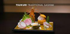 Tsukuri Traditional Sashimi | Niki Nakayama, chef of n/naka.