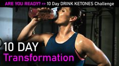 This is NOT a Keto Diet. This is a 10 Day Transformation. No Diet Change Required. Get 10 Days of Ketones, Coaching, Support, and an Easy Guide. Transform your body and mind in only 10 days. ✋ Join the world's largest ketone challenge community. Diet Supplements, Weight Loss Supplements, Keto Drink Mix, Pure Therapeutic Ketones, Pruvit Ketones, Ketone Supplement, 10 Day Challenge, Dna Repair, Get Into Ketosis Fast