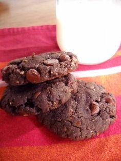 Allergen free junk food cookies