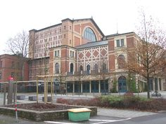 See Wagner's Ring Cycle at Wagner's Theater, Bayreuth, Germany
