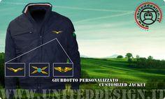GIUBBOTTO TRICOLORE ITALIA  http://www.uniteddesign.it